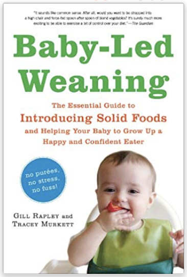 baby led weaning essentials guide book