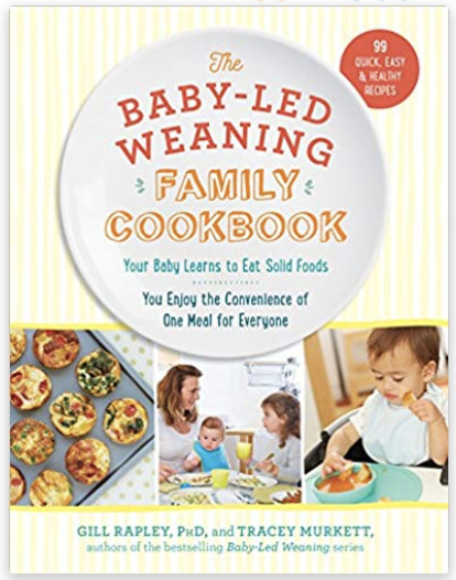 baby led weaning family cookbook