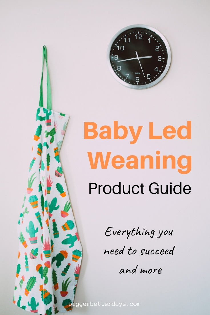 baby led weaning gear guide