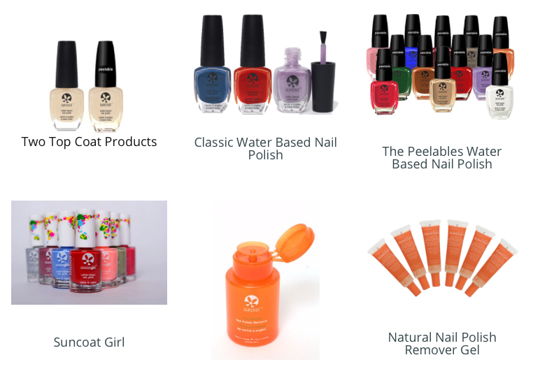 Suncoat non toxic beauty products