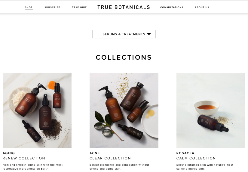 true botanicals non toxic beauty products