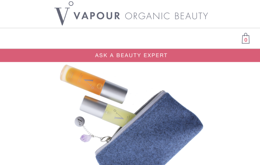 vapour beauty non toxic beauty products