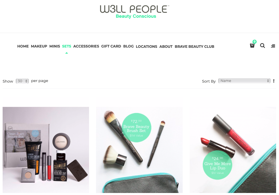 w3ll people non toxic makeup brand