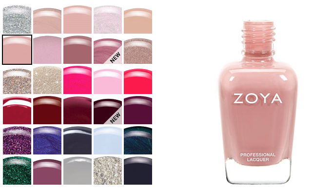 Zoya non toxic beauty products