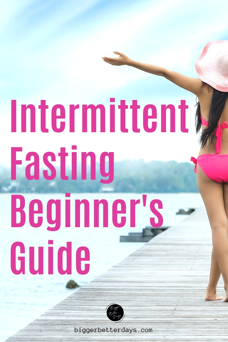 ultimate beginner's guide to intermittent fasting