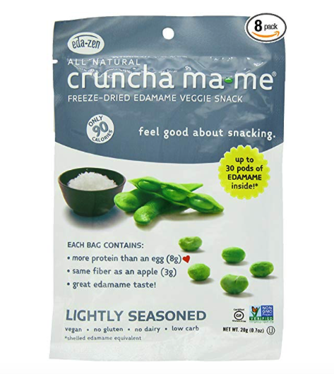 eda zen crunch mame snack amazon