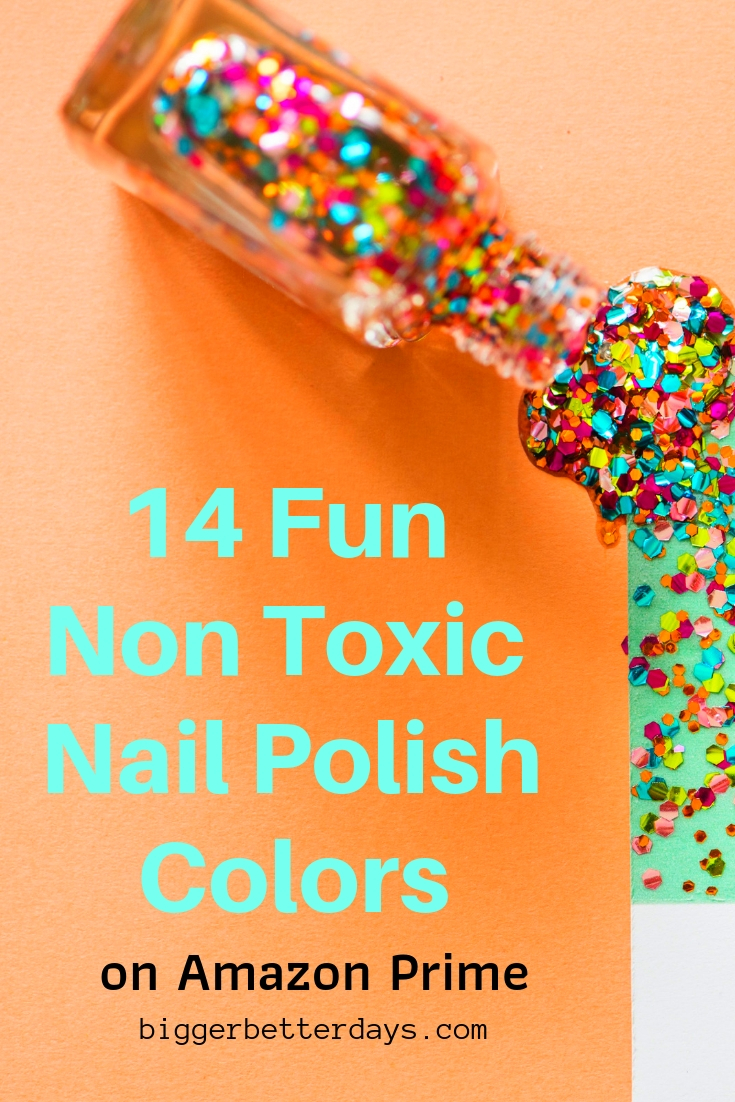 14 fun non toxic nail polish colors on amazon
