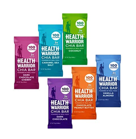 health warrior chia bar variety pack amazon