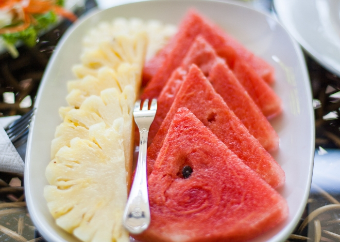 healthy snacks for weight loss fruit
