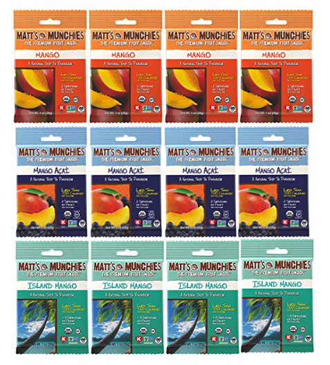 matts munchies fruit leather snack amazon