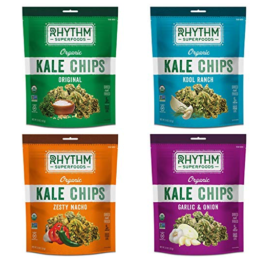 rhythm organic kale chips amazon