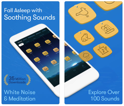 relax melodies self care app