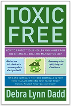 toxic free natural cleaning products book