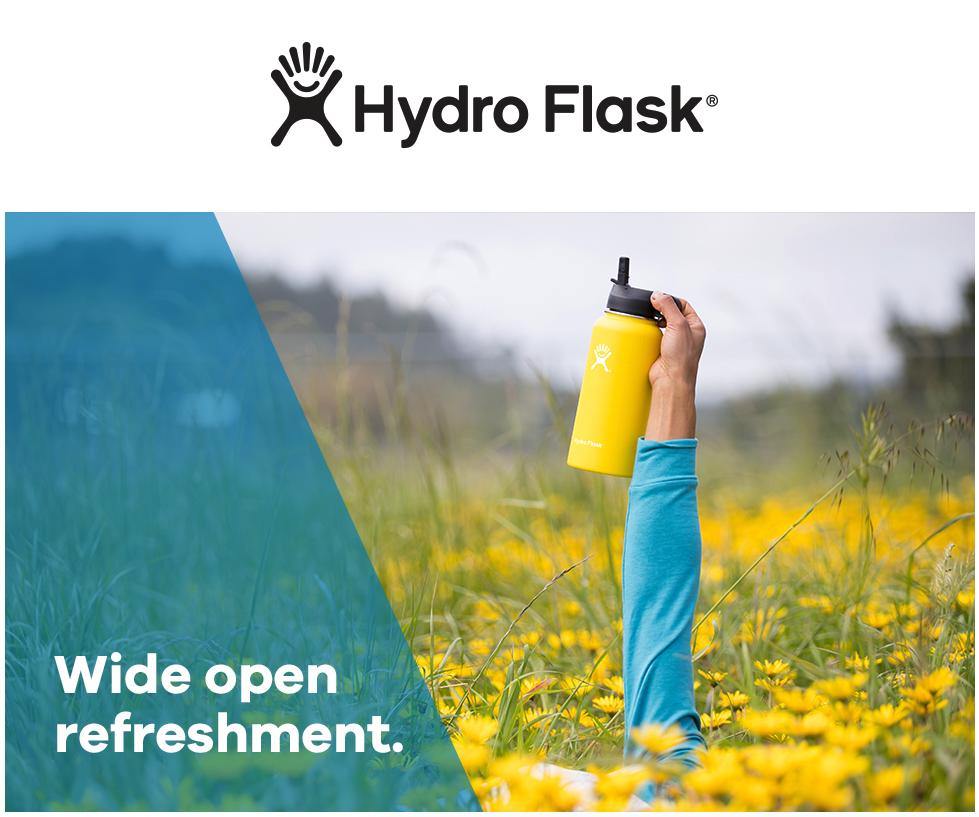 hydro flask toxin free water bottles