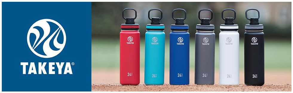 Takeya toxin free water bottles