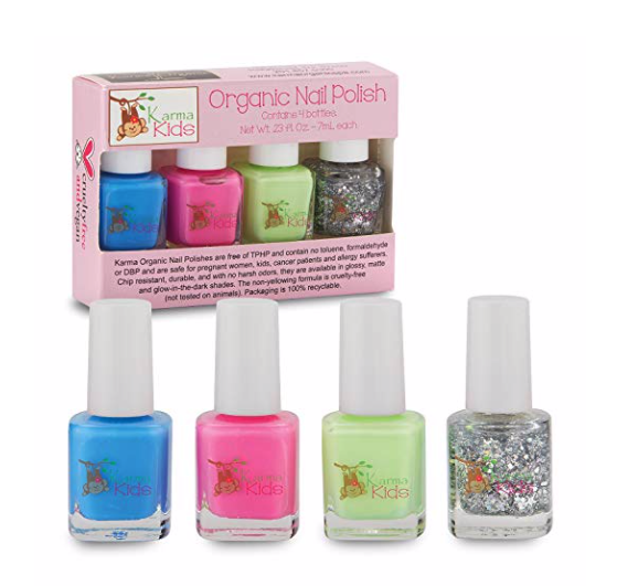 karma kids organic kid safe nail polish