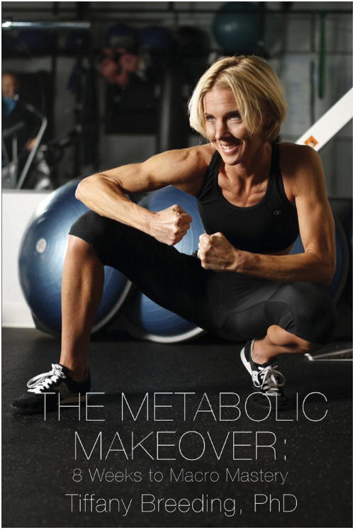 metabolic makeover macro dieting book