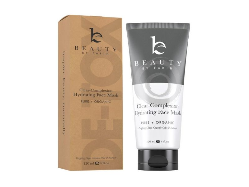 clean beauty gift ideas earth by beauty hydrating mask