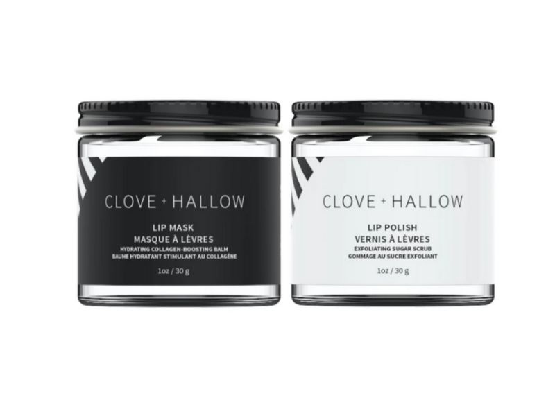 clean beauty gift ideas clove and hallow lip treatments