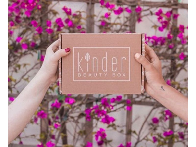 clean beauty gift ideas kinder box