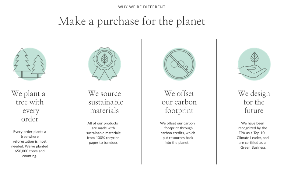 eco friendly holiday cards paper culture mission values