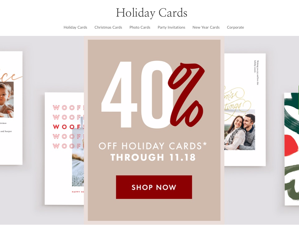 eco friendly holiday cards paper culture sale