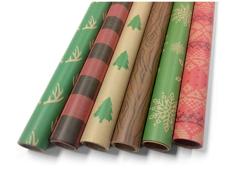 eco friendly wrapping paper biodegradable wrapping paper