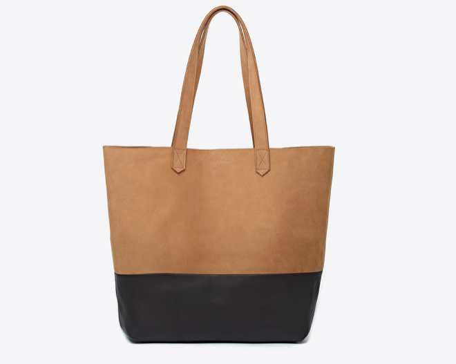 eco conscious Christmas wish list 2019 nisolo tote