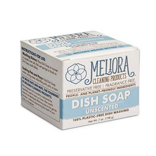 bigger better days shop meliora zero waste dish soap