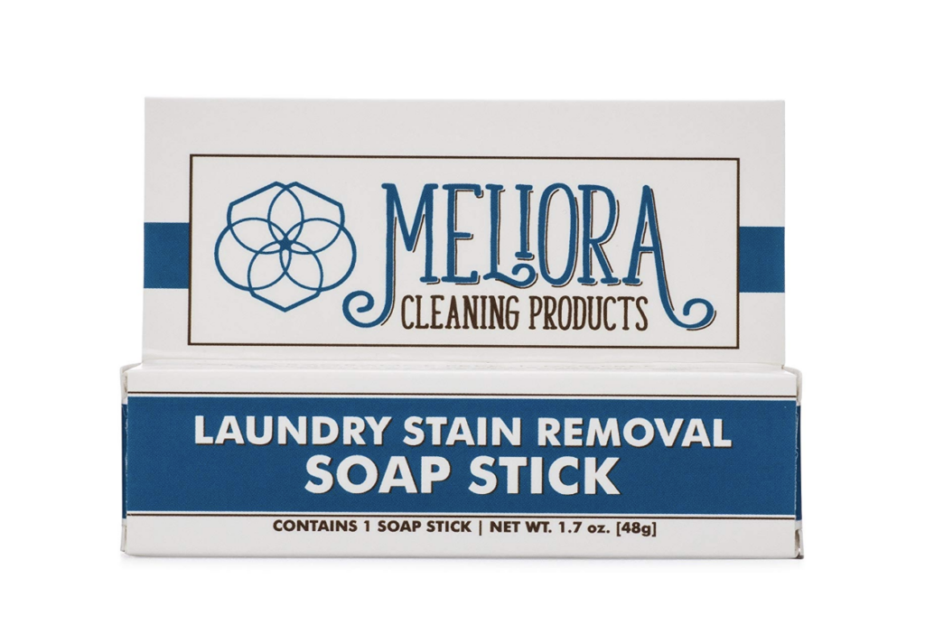 meliora cleaning products laundry stain removal stick review bigger better days