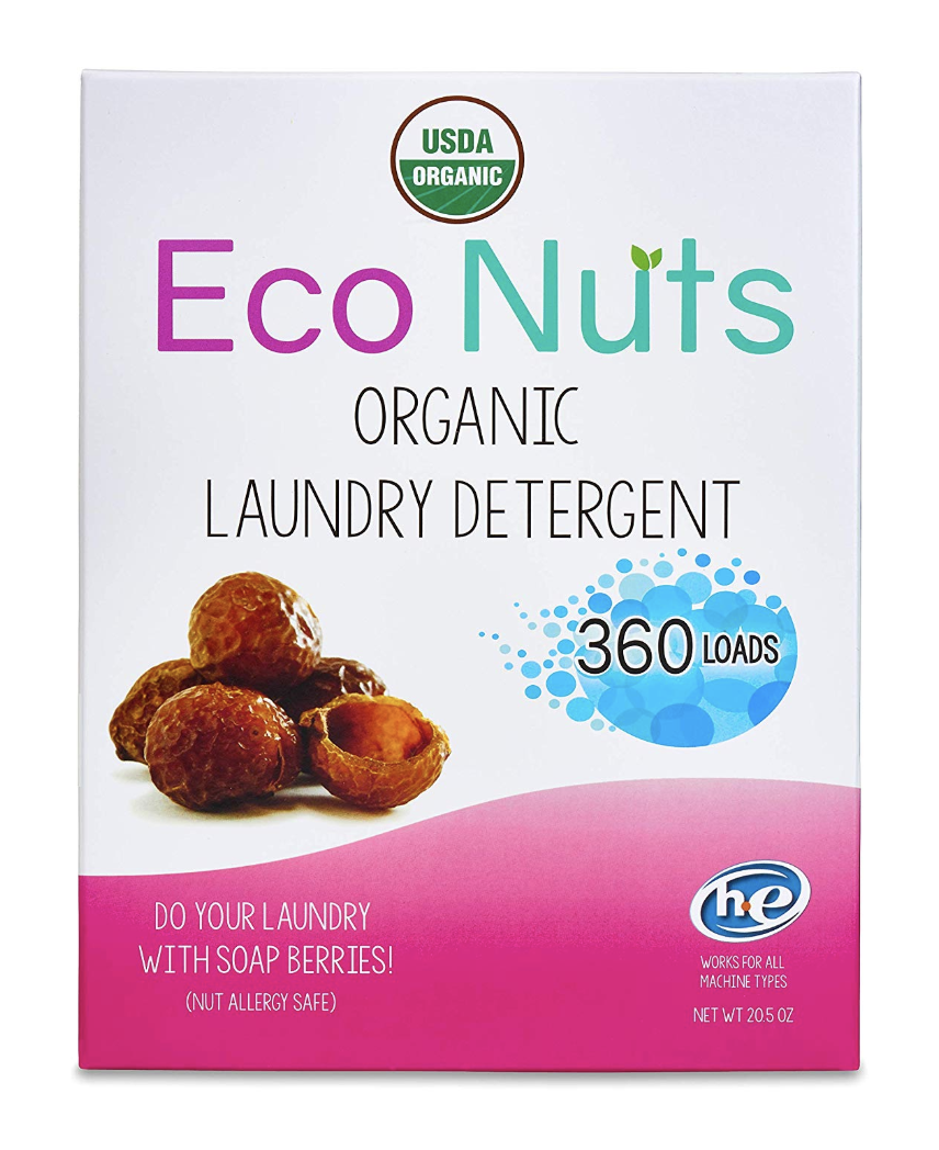 zero waste laundry detergent eco nuts