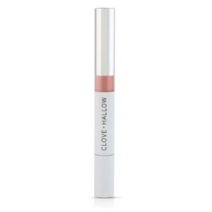 clove and hallow lip neutral lip gloss shade on bigger better days shop my picks page